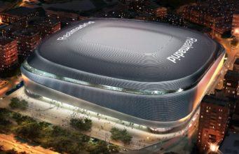 Dana Fantastis Real Madrid Demi Renovasi Santiago Bernabeu