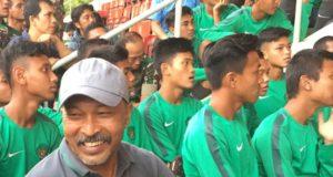 Gempa Di Palu dan Donggala, Timnas Indonesia U-16 Ikut Berduka