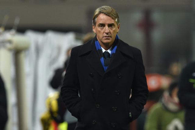 Mancini Katakan Italia Targetkan Euro 2020