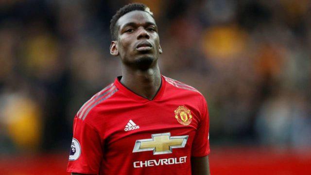 Jose Mourinho Copot Ban Kapten Paul Pogba