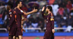 Messi Suka Busquets Setelah Tiga Hari Latihan