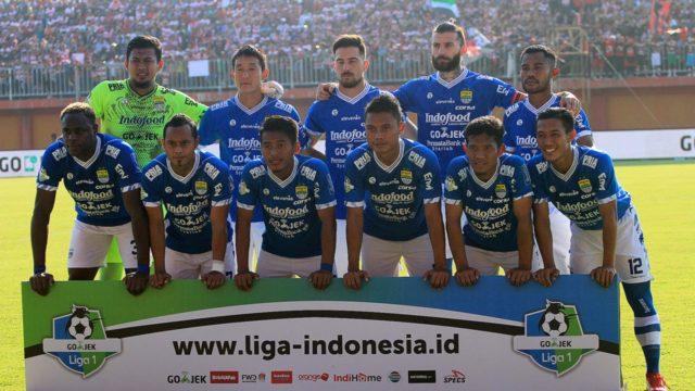 Persib Bandung Bidik September Sempurna