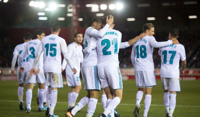 Real Madrid Dilanda Keletihan
