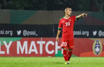 Riko Simanjuntak Optimistis Masuk Skuat Piala AFF 2018