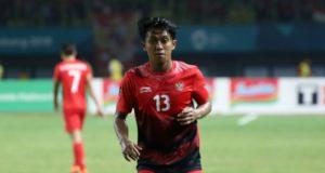 Tiga Pemain Timnas Indonesia Yang Dapat Perhatian Pelatih Mauritius