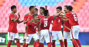 Timnas U-16 Lawan Iran Akan Jadi Penentu