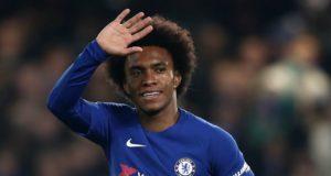 Willian Tak Ada Niat Tinggalkan Chelsea