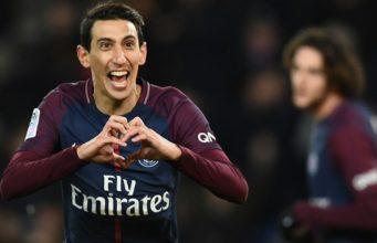 Angel Di Maria Tinggalkan Paris Saint-Germain?