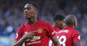 Anthony Martial Akui Tidak Ada Masalah Dengan Mourinho