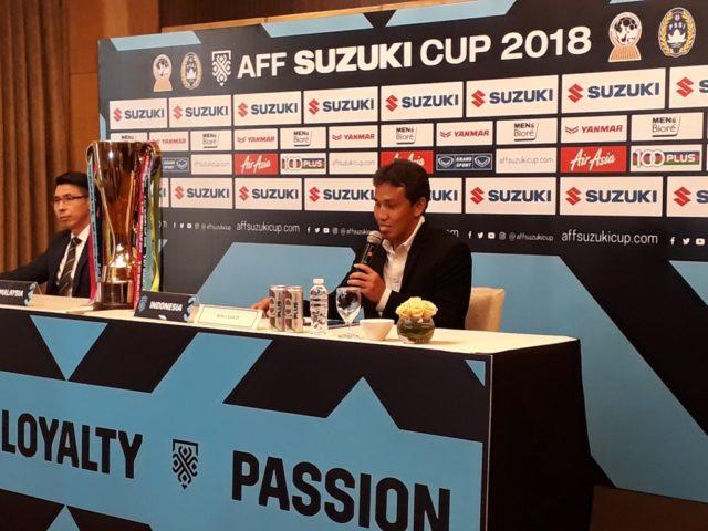 Bima Sakti Jadi Pelatih Timnas Indonesia Di Piala AFF 2018