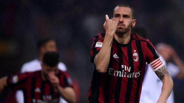 Bonucci Katakan Pindah AC Milan Adalah Keputusan Yang Buruk