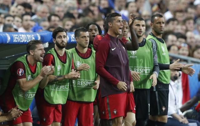 Cristiano Ronaldo Disimpan Saat Lawan Polandia & Skotlandia