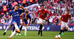 Dramatis dan Ricuh, Barkley Batalkan Kemenangan Manchester United