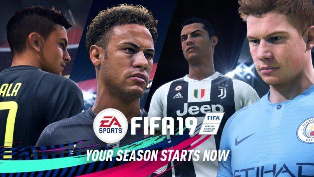 EA Sports Gelar Liga Primer Inggris FIFA 19