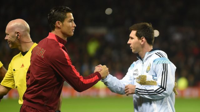 Era Lionel Messi dan Cristiano Ronaldo Buat Pep Guardiola Kagum
