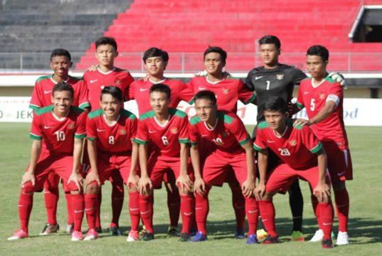 Gagal Uji Coba Lawan Tim Lokal, Timnas Indonesia U-19 Gelar Game Internal