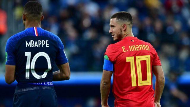 Hazard dan Mbappe Dianggap Bisa Jadi Pengganti Ideal Ronaldo di Real Madrid