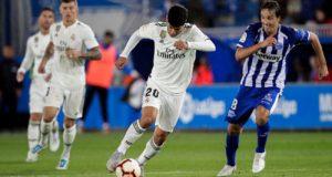 Levante Pukul Jatuh Real Madrid