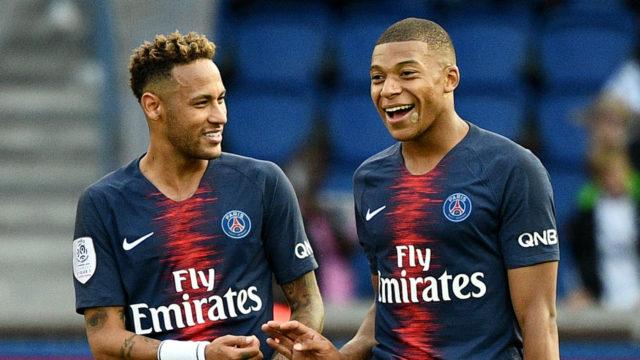 Mbappe Ungguli Neymar Dalam Indeks Performa Ligue 1