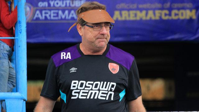 Menang, Robert Rene Alberts Puji Pemain PSM Makassar