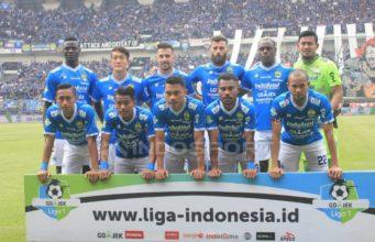 Persib Bandung Agendakan Latihan Fisik Di Pantai Jayapura