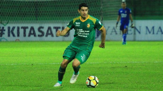 Pulangkan Esteban Vizcarra, Timnas Indonesia Panggil Marckho Sandy Merauje