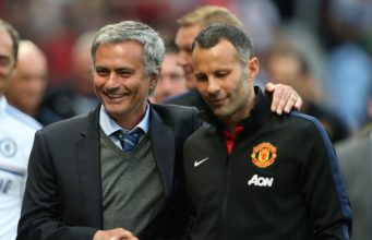 Ryan Giggs Dukung Jose Mourinho Untuk Bertahan di Old Trafford