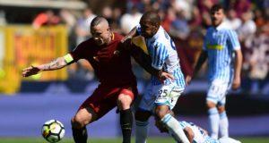 SPAL Beri AS Roma Kejutan Hebat