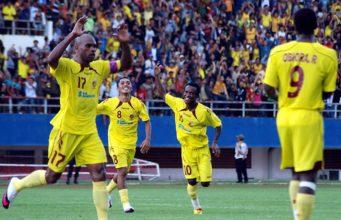 Sriwijaya FC Hajar Sepuluh Pemain Perseru
