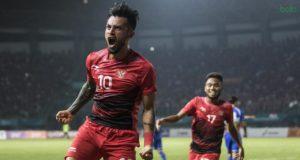 Timnas Indonesia Menang Telak Atas Myanmar