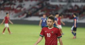 Walau Kalah, Indonesia U-19 Dapat Pujian Dari Pelatih Arab