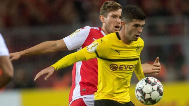 Christian Pulisic Ditegaskan Bertahan Di Borussia Dortmund