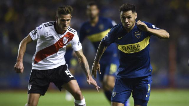 Derbi Terbesar Sekalipun Pucat Di Hadapan Boca Juniors vs River Plate