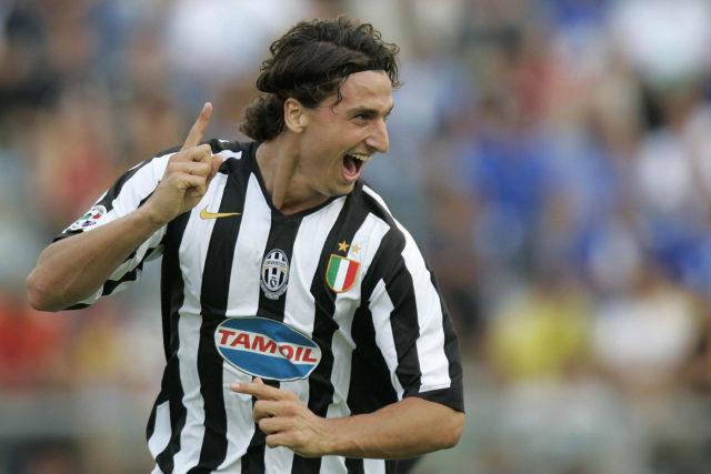 Ibrahimovic Katakan Juventus Buat Dia Jadi Mesin
