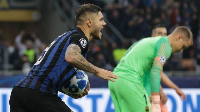 Inter Milan Pantang Menyerah