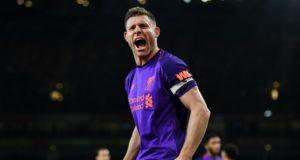 James Milner Kecewa Gagal Menang Di Markas Arsenal