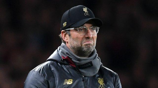 Jurgen Klopp Bingung Jelaskan Kekalahan Liverpool