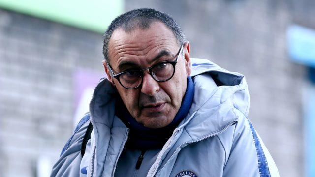 Maurizio Sarri Bagi Resep Ke Inter Milan Cara Hadapi Tottenham Hotspur