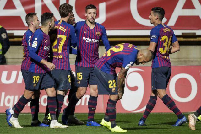Barcelona FC Jaga kans Pertahankan Copa