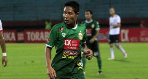 Evan Dimas resmi memperkuat Barito Putera di musim depan dengan durasi kontrak satu tahun.