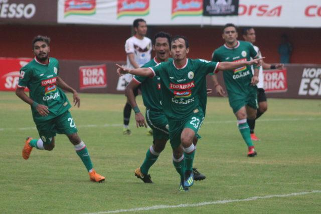 Ichsan Pratama Jadi Pemain Terbaik Liga 2 2018