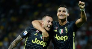 Juventus Samai Rekor Paris Saint-Germain