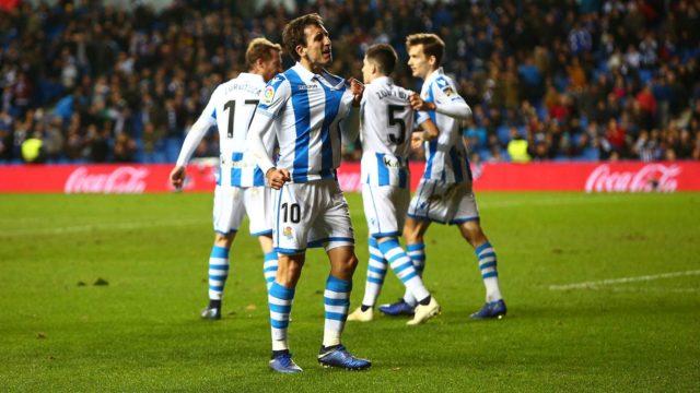 Kiprah Negatif Real Sociedad Berlanjut
