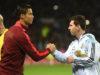 Lionel Messi & Cristiano Ronaldo Hadiri Leg Kedua Final Copa Libertadores 2018