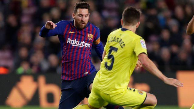 Lionel Messi Terlempar Dari Tiga Besar Ballon D'Or