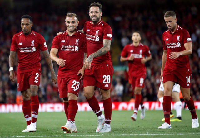 Liverpool Jalani Start Terbaik Sepanjang Masa