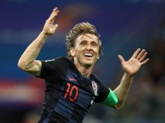 Luka Modric Tolak Kontrak Baru
