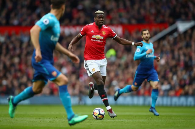 Manchester United dan Arsenal Sama Sama Kuat