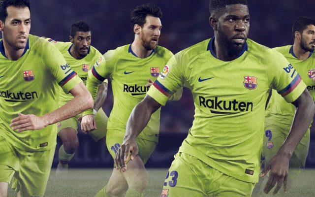 Messi Hat-Trick, Barcelona FC Hajar Levante