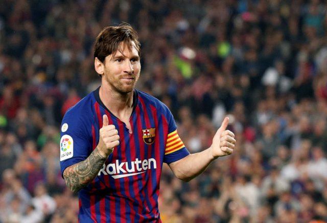 Pele Enggan Sebut Lionel Messi Sebagai Pemain Terbaik